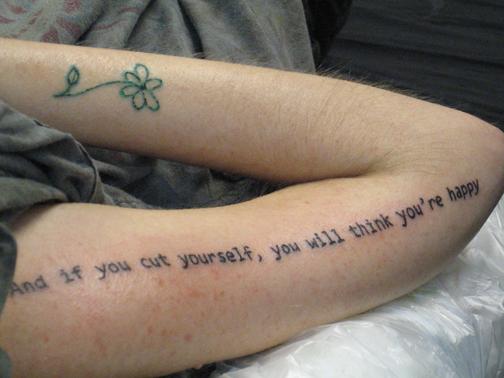 Tattoo #11 (1/3)
