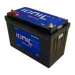 Buy 12 Volt 125ah Lithium Deep Cycle Battery Lithiumhub Free Shipping