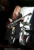 Electric Wizard - Lee's Palace, Toronto - April 5th, 2015 Photo by Mike Bax