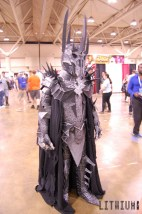 Fan Expo 2015 Sauron