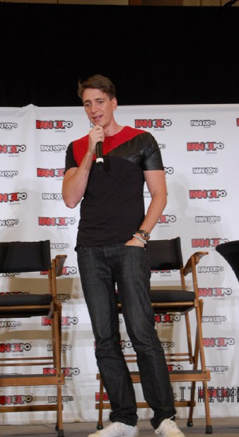 Oliver Phelps Fan Expo 2015