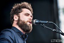 Passenger performs at Turf Fest Fort York in Toronto