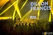 Dillon Francis performs at Ricoh Coliseum