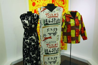 Picasso to Warhol Exhibit - image credit Target Gallery London