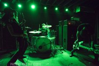 Monolord - Studio at Waiting Room, Buffalo, NY - October 22nd, 2015 Photo by Mike Bax