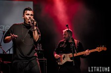 Young Empires perform during The Casbys at the Phoenix in Toronto
