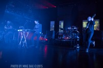 Between the Buried and Me - Danforth Music Hall, Toronto - Dec 10th, 2015 - Photo by Mike Bax