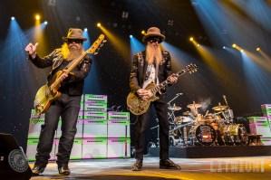 16-03-24 - Rama - Texas rockers ZZ Top performed at Casino Rama.