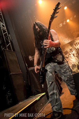 Black Label Society - Théâtre Corona, Montréal - August 5th, 2016 - photo by Mike Bax