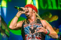 16-09-23 - Rama - Hair Metal icon BRET MICHAELS from the band POISON performed with his solo band at Casino Rama. (c) 2016 - Darren Eagles Photography