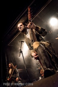 Fleshgod Apocalypse - The Phoenix Concert Theatre, Toronto - November 6th, 2016 - photo Mike Bax