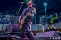 Enuff Z Snuff performs on The Kiss Kruise