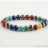 bracelet de pierres chemin de vie