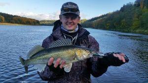 fish in Lithuania nemunas