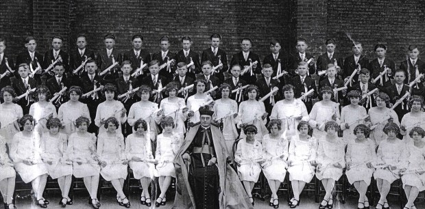 St_George_1927_Graduation