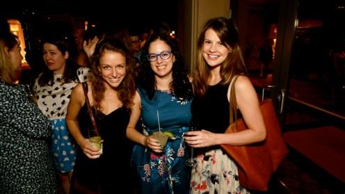 Rebecca Dinerstein, Rachel Fershleiser, and Julie Buntin
