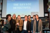 The FSG house band, The Savage Detectives