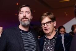 Mark Doten and Rob Spillman