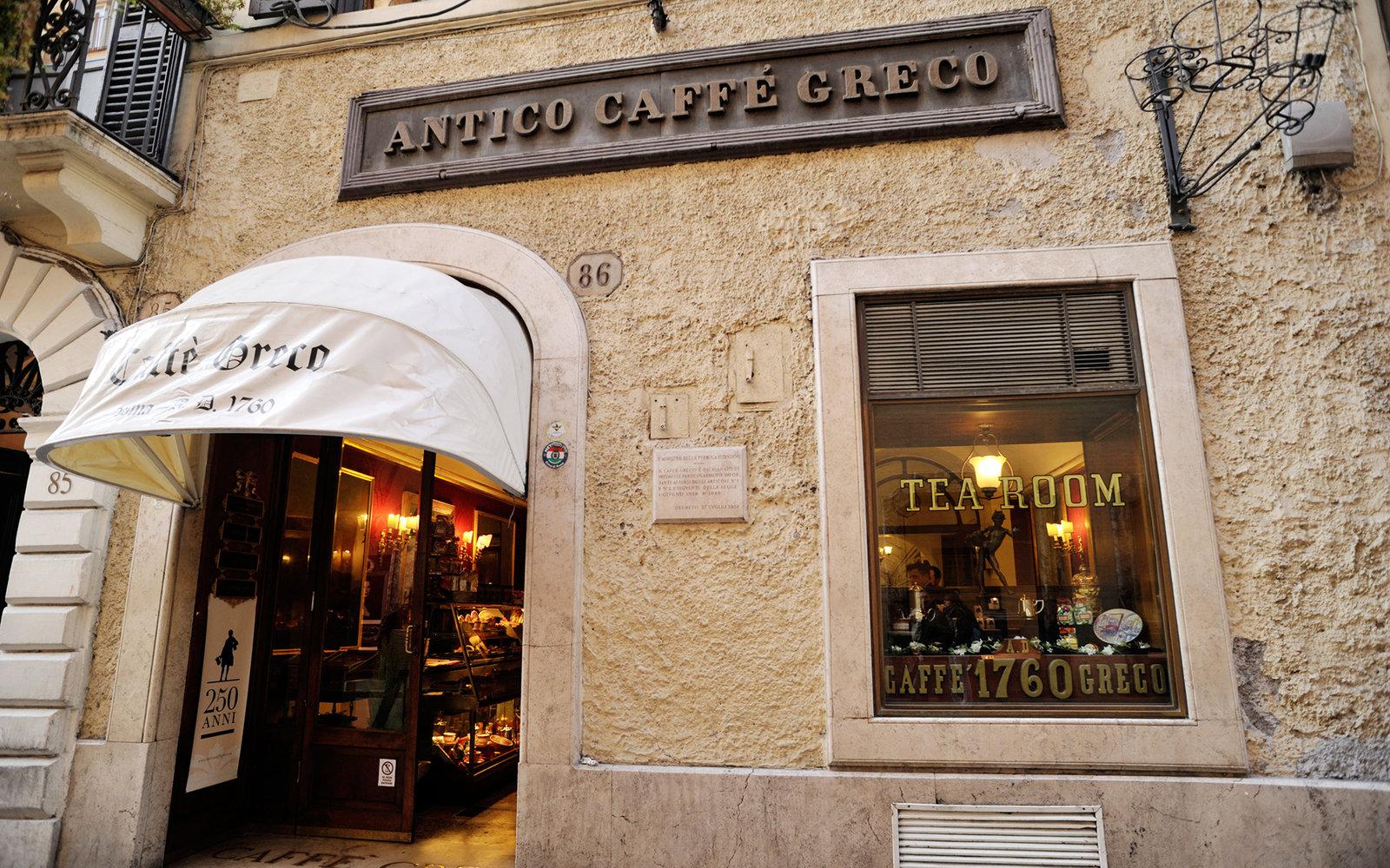 Antico Caffé Greco