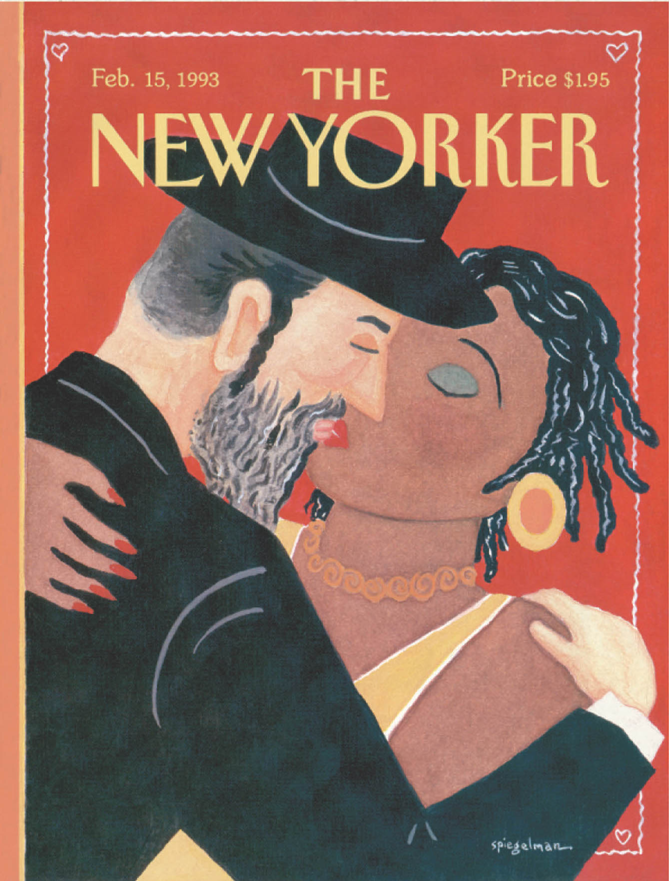 20 iconic new yorker covers literary hub