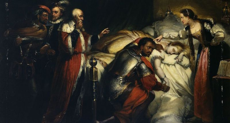 Eclipsed by the Racial Shadow of Shakespeare's Othello ‹ Literary Hub