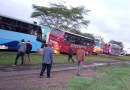 Travellers Spend Cold Night in Naivasha-Nakuru Highway Traffic Jam Mayhem