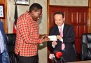 China's Red Cross Society Donates Ksh10 million to West Pokot landslide victims