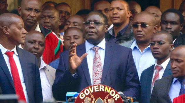 Image result for waititu in courtto stop nyoro's swearing in