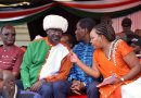 Raila Has Serious Voice Trouble As He Struggles to Address BBI Rally