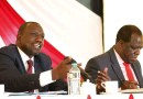 Solve County Mess, DP Ruto Tells Governors to Their Face