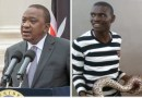 Uhuru Pays For Freedom of Man Jailed for Having Python