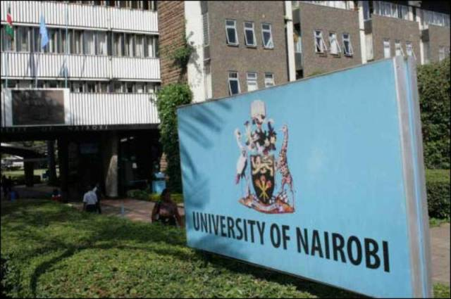 DCI Sleuths Arrest Security Guard Accused of Killing UoN Student ...