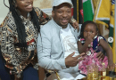 Sonko Visits His Daughter in Hospital After Birth of Her Second Baby
