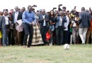DP Ruto Launches Youth Football Tournament