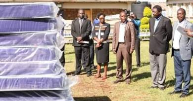 Governor Commissions Equipment For Isolation And Quarantine Centres