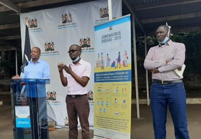 Youth Urged to Join Covid-19 Fight as Confirmed Cases in Kenya Soar