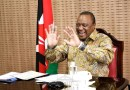 Uhuru, Other African Leaders Push For Loan Waivers Over Coronavirus