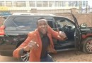 Churchill Show Comedian Brags With His Land Cruiser, Attacks Cyber Bullies