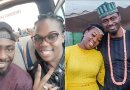 Newly-Wed Singer Ruth Matete Loses Nigerian Husband