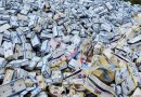 Contraband Milk Products Unfit For Human Consumption Destroyed