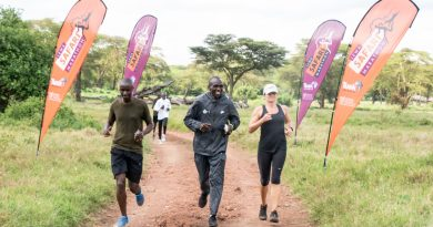 Lewa Safari Marathon to be 'Held Virtually'