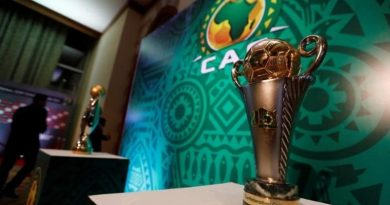 Caf Announces Dates For Inter-Club Competitions