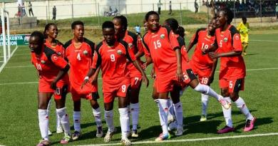Harambee Starlets to Face South Sudan in Awcon Qualifiers