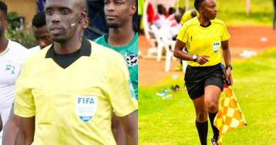 Fifa Picks 2 Top Kenyan Referees to Officiate in Tokyo Olympics