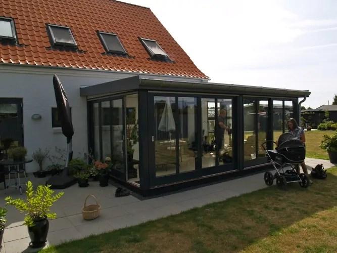 Lito Byg Bonn Vinterhave - moderne