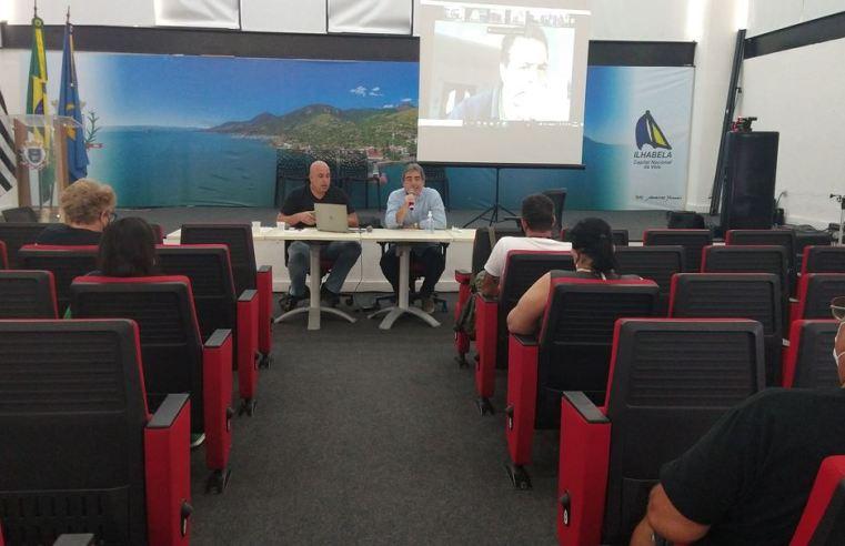 Segurança pública e 'fluxos' são temas de reunião do Comtur de Ilhabela