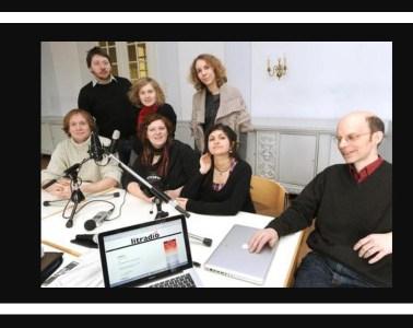 Gründungsmitglieder von litradio