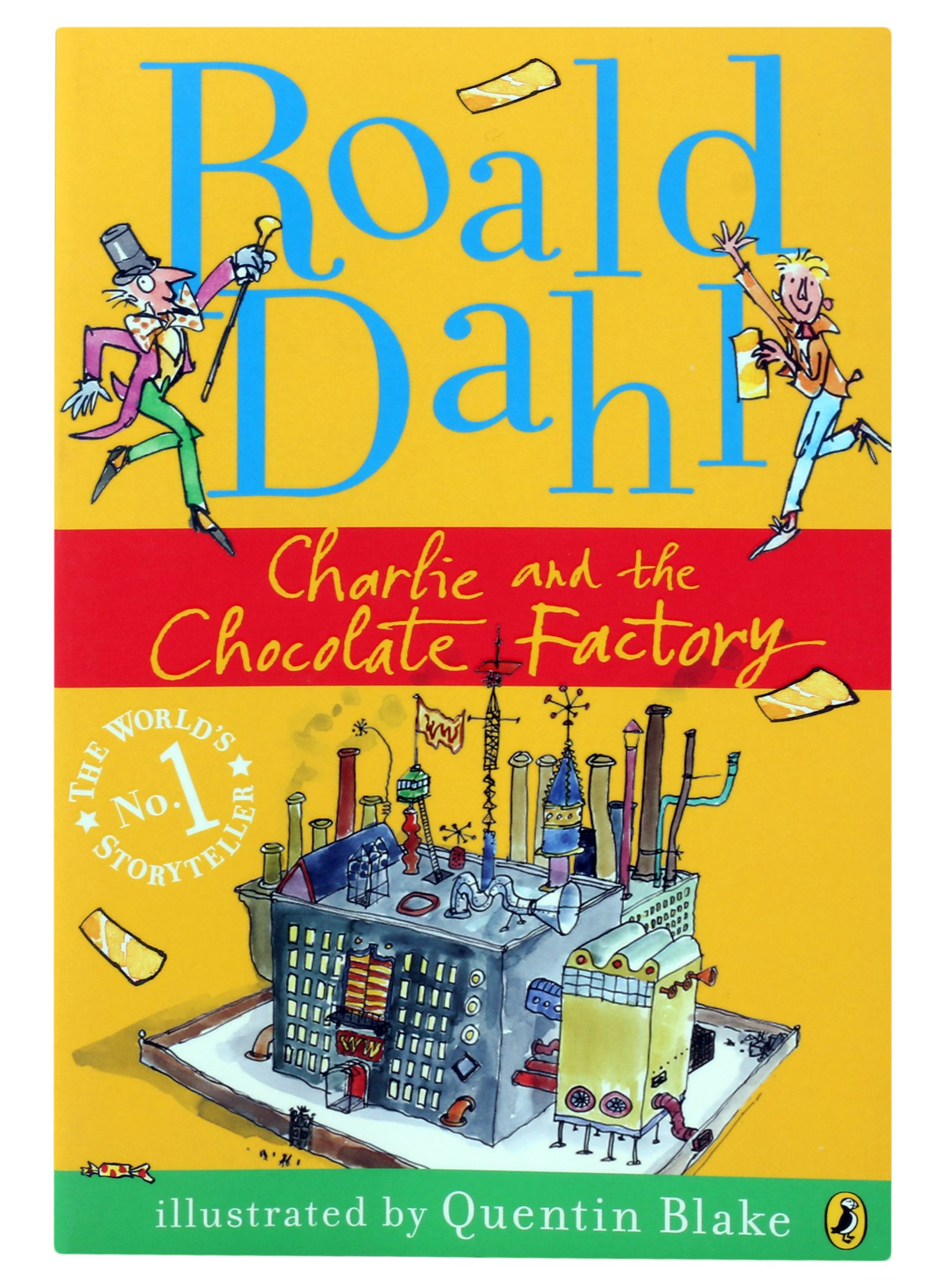 Charlie And The Chocolate Factory Set To Hit Broadway