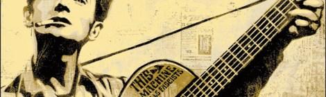 RAMBLIN' RECKLESS HOBO: litquake's woody guthrie tribute
