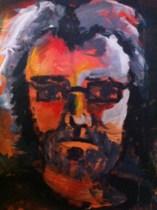 George Saunders by Alena Saunders
